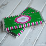 Free Printable Candy Bar Wrapper Templates   Katarina's Paperie   Free Printable Mini Candy Wrapper Template