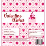 Free Printable Candy Wrapper | Valentines Day Parties & Ideas   Free Printable Candy Bar Wrappers