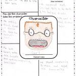 Free Printable Character Map | Intermediate Grade Reading | Teaching   Free Printable Character Map