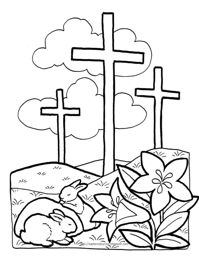 Free Printable Christian Coloring Pages For Kids | Coloring Pages - Free Printable Christian Coloring Pages