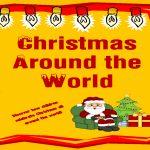 Free Printable   Christmas Around The World From Homeschooled Kids   Christmas Around The World Free Printables
