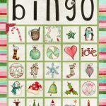 Free Printable Christmas Bingo Cards For Large Groups   Printable Cards   Free Printable Bingo Cards For Large Groups