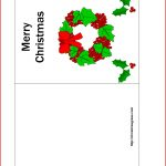 Free Printable Christmas Greeting Cards Print Birthday Cards Online   Christmas Cards Online Free Printable