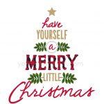 Free Printable | Christmas Master Bed | Free Christmas Printables   Free Printable Christmas Iron On Transfers