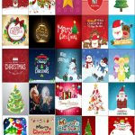 Free Printable Christmas Stickers For Your Happy Planner | Free   Free Printable Holiday Stickers