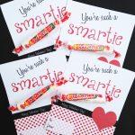 Free Printable Classroom Valentines | Catch My Party   Free Printable School Valentines Cards