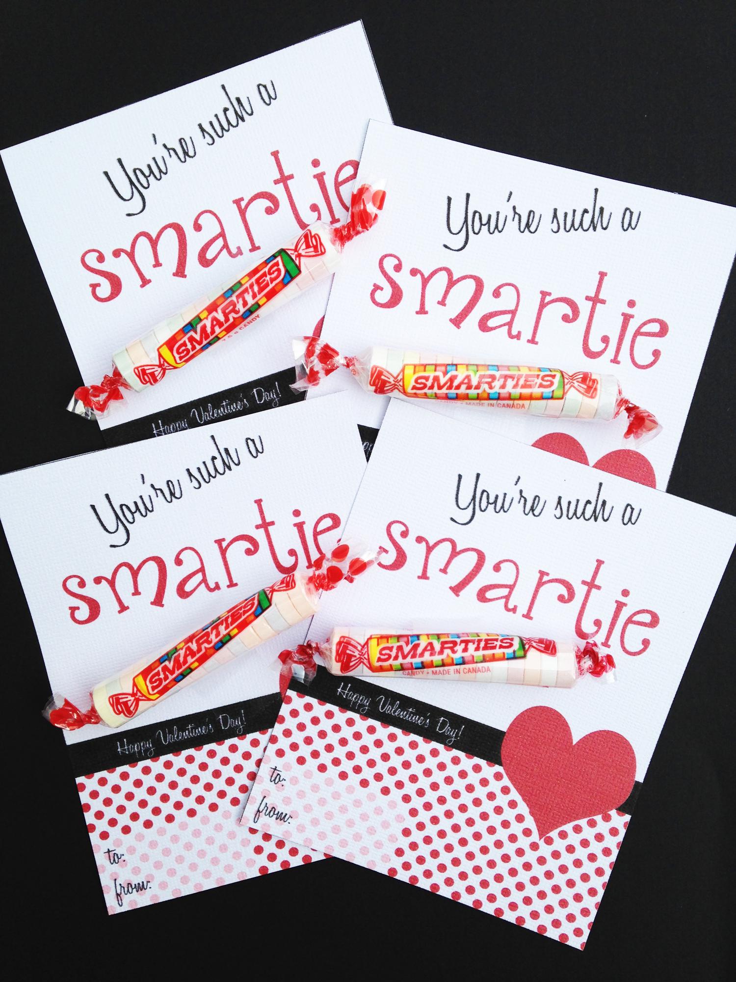 Free Printable Classroom Valentines   Catch My Party - Free Printable School Valentines Cards