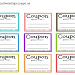 Free Printable Coupon Maker   Demir.iso Consulting.co   Free Printable Beer Coupons