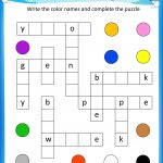 Free Printable Crossword Puzzles For Kids Free Printable Crosswords   Free Printable Puzzles For Kids
