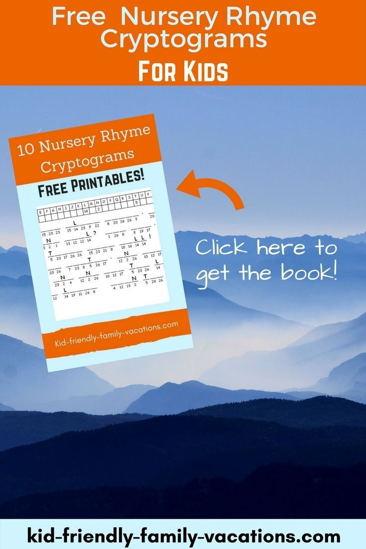 Free Printable Cryptogram Puzzles To Download And Let Your Kids Play - Free Printable Cryptograms