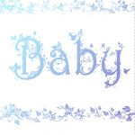 Free Printable Decorated Baby Card Greeting Card | Baby Shower Ideas   Free Printable Congratulations Baby Cards