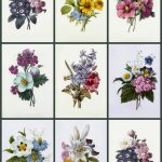 Free Printable Decoupage Papers |  Sizes, Medallions, Card Fronts   Free Printable Decoupage Flowers