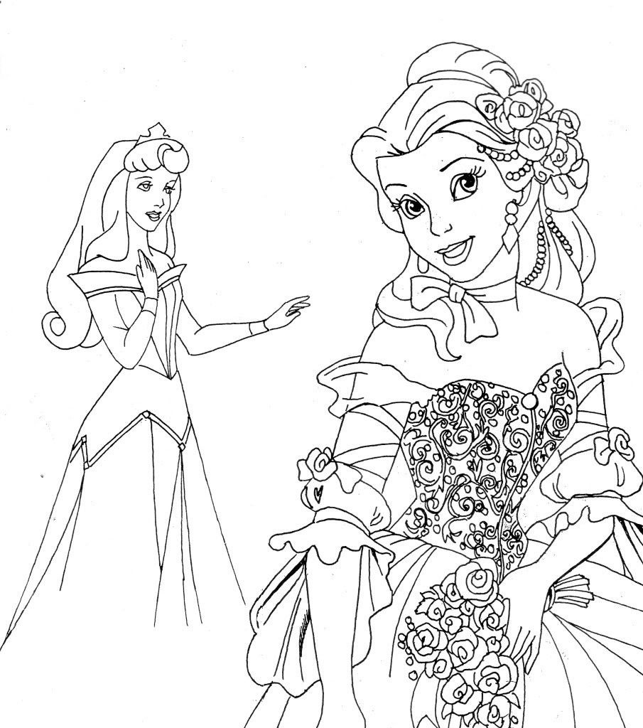 Free Printable Disney Princess Coloring Pages For Kids | Disney - Free Printable Princess Jasmine Coloring Pages