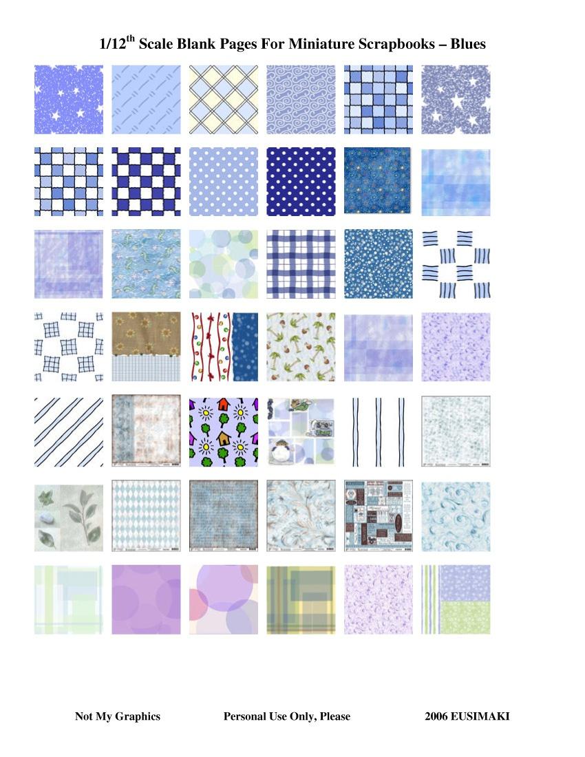 Free Printable Dollhouse Wallpaper - Wallpapersafari - Free Dollhouse Printables