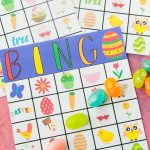 Free Printable Easter Bingo Cards   Play Party Plan   Free Printable Religious Easter Bingo Cards