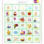 Free Printable Easter Bingo Game – Hd Easter Images   Free Printable Religious Easter Bingo Cards