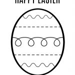 Free Printable Easter Coloring Sheet For Little Kids   The Keeper Of   Free Printable Easter Pages