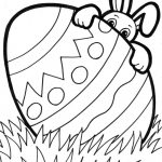 Free Printable Easter Egg Coloring Pages 04 | Easter | Easter Egg   Free Printable Easter Pages
