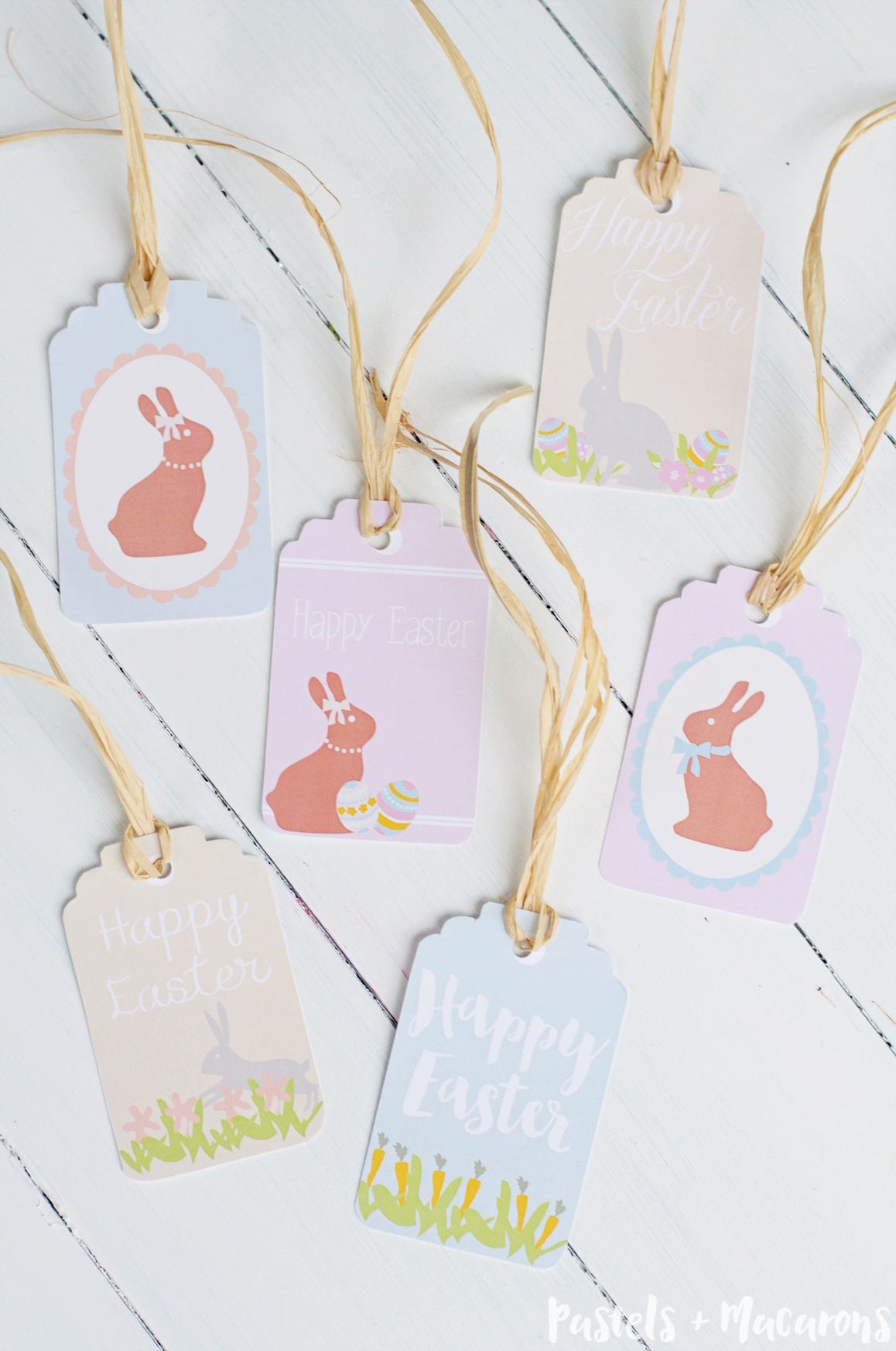 Free Printable Easter Gift Tags - Free Printable Easter Images