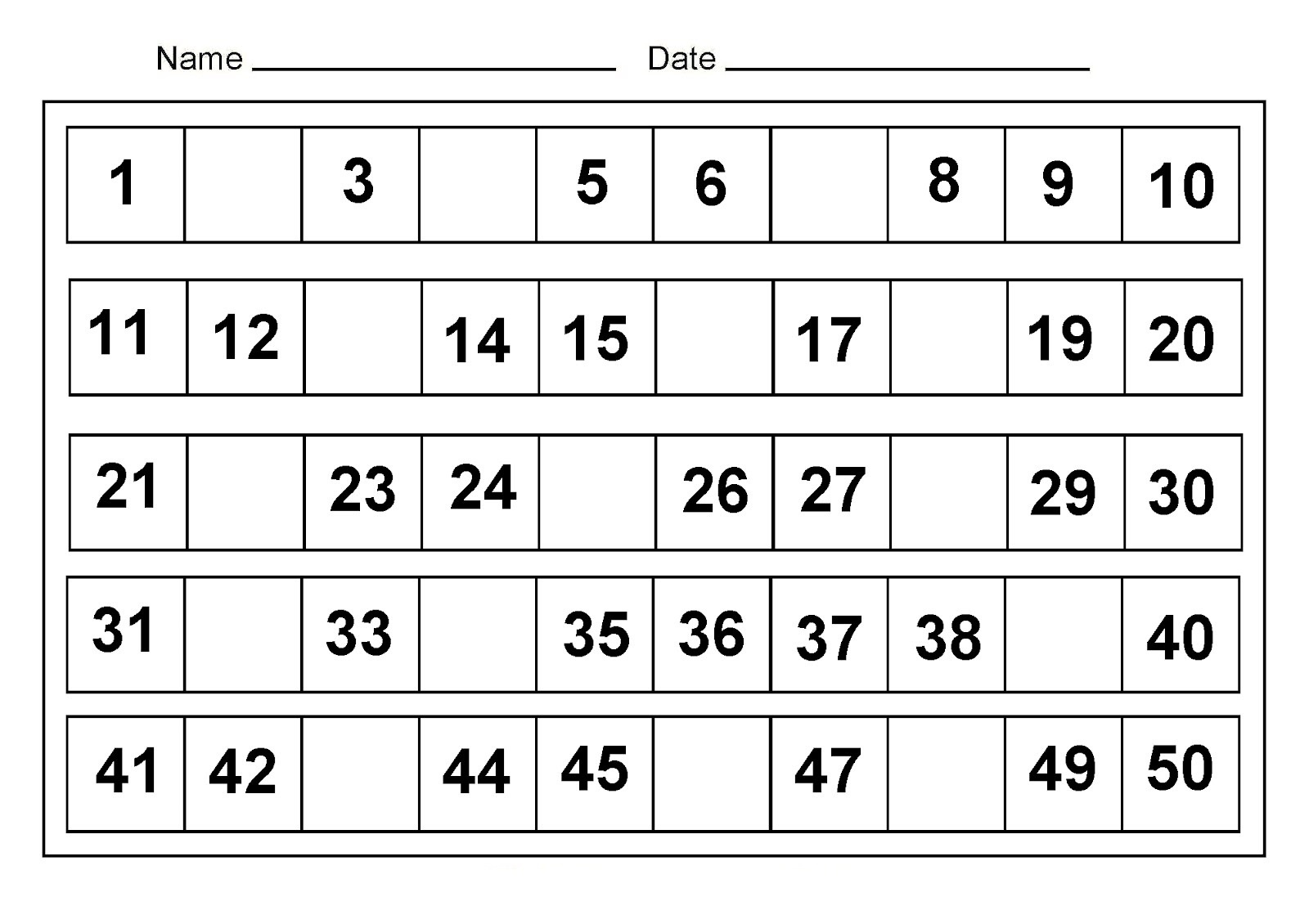 Free Printable Educational Worksheets Pdf | Activity Shelter - Free Printable Worksheets