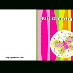 Free Printable Eid Greeting Cards   Free Printable Greeting Card Templates