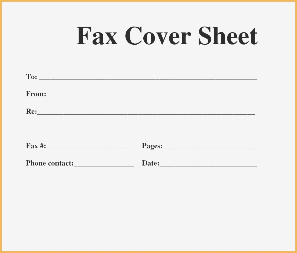 Free Printable Fax Cover Sheet Pdf Faxing Cover Letter : Resume - Free Printable Fax Cover Sheet Pdf