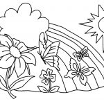 Free Printable Flower Coloring Pages For Kids Best | Coloring Pages   Free Printable Flower Coloring Pages For Adults