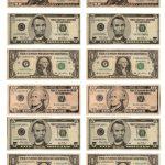 Free Printable Fun For Everyone: Free Printable Play Money   Free Printable Canadian Play Money For Kids