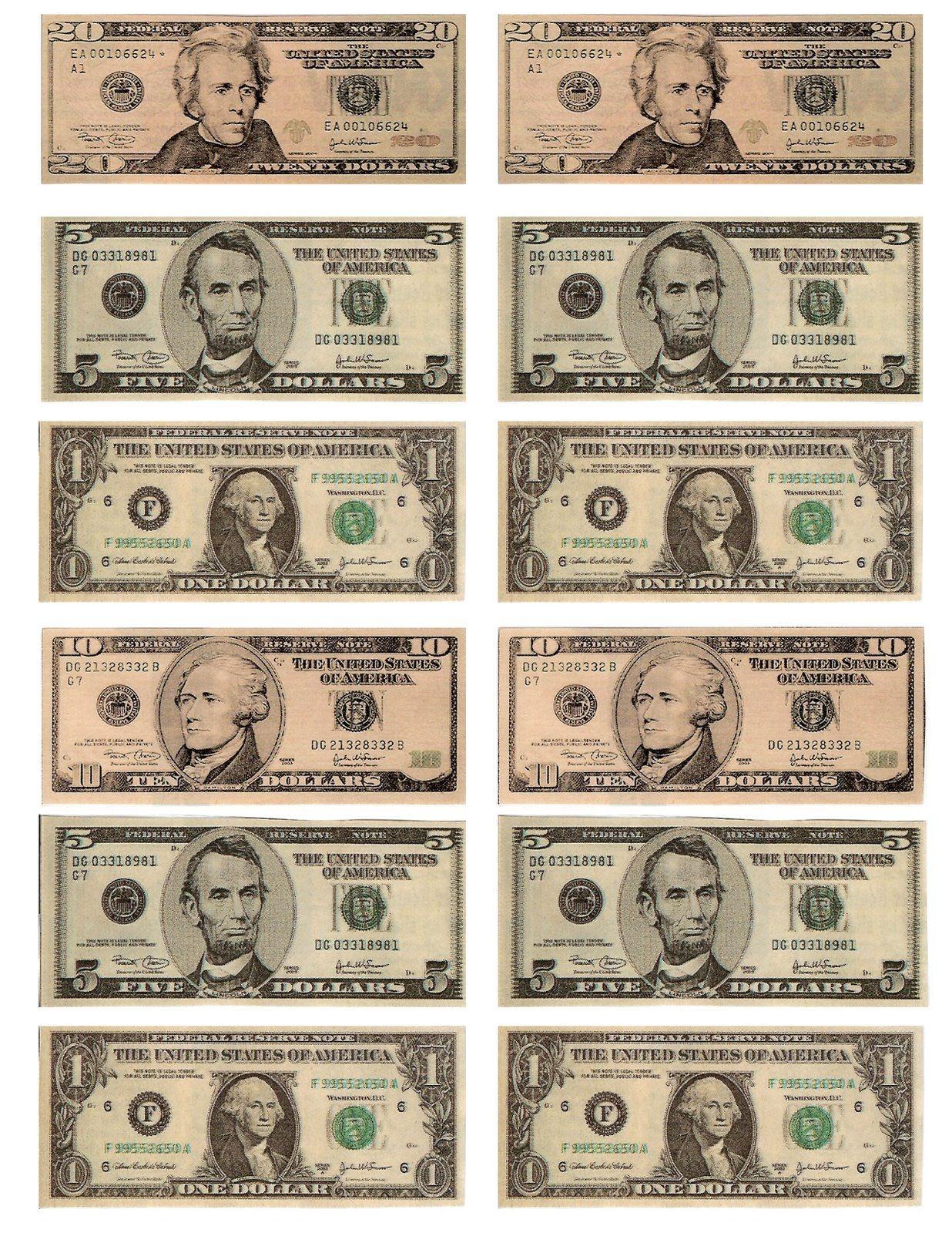 Free Printable Fun For Everyone: Free Printable Play Money - Free Printable Canadian Play Money For Kids