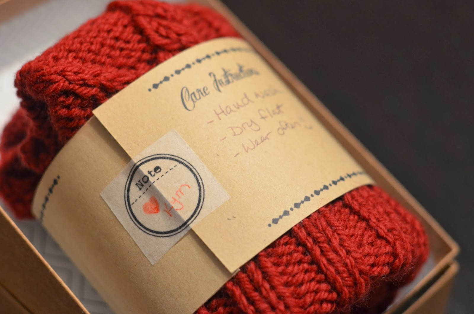 Free Printable- Gift Tag For Handknits   Cobberson + Co. - Free Printable Knitting Labels
