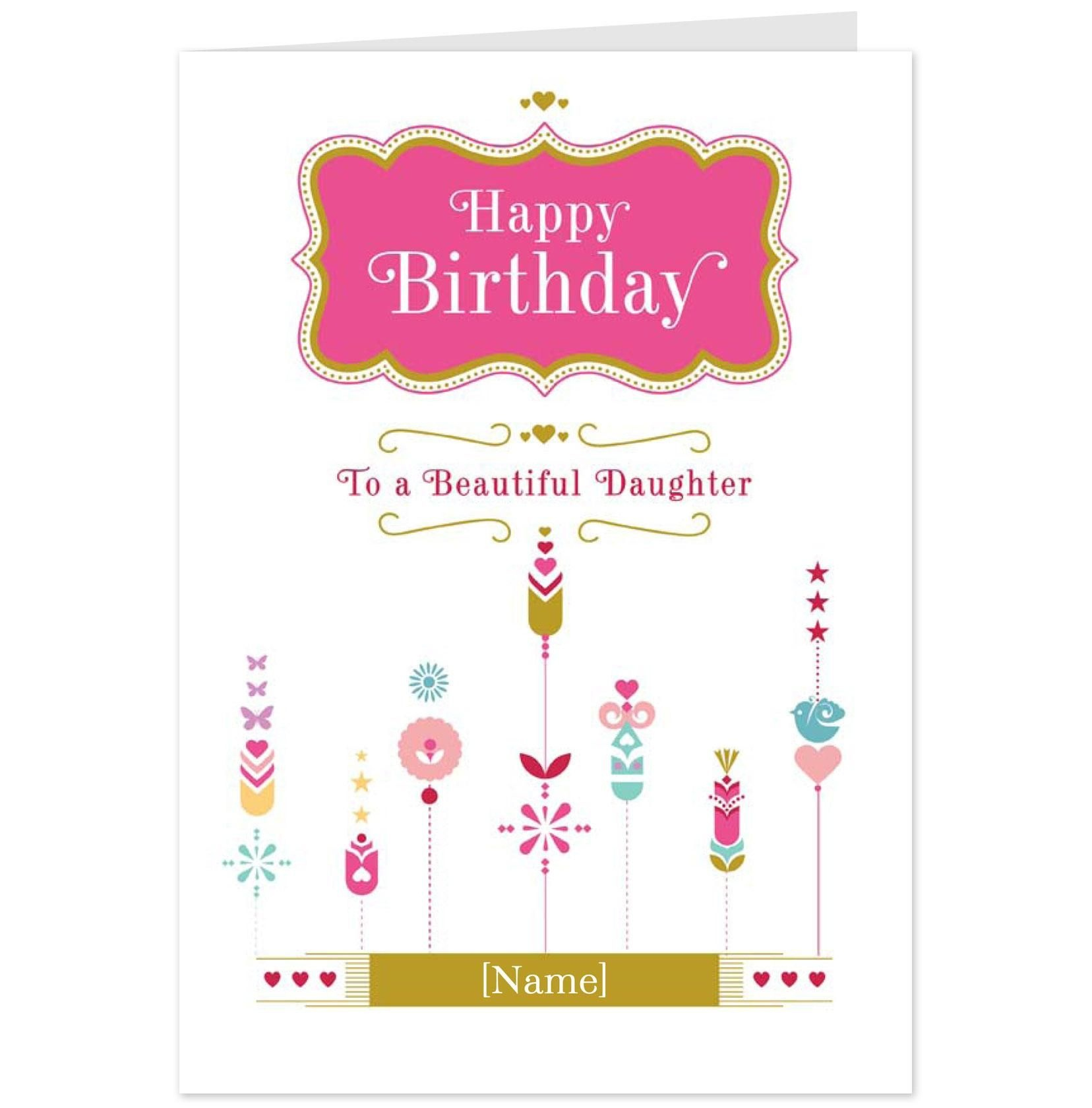 Free Printable Hallmark Birthday Cards   My Birthday - Free Printable Greeting Cards Hallmark