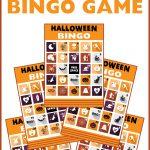 Free Printable Halloween Bingo Cards | Catch My Party   Free Printable Halloween Bingo