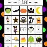 Free Printable Halloween Bingo Cardscrazy Little Projects   Free Printable Halloween Bingo Cards