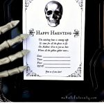 Free Printable Halloween Invitations For Your Spooky Soiree   Free Printable Halloween Invitations