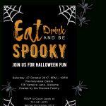 Free Printable Halloween Party Invitations 2018 ✅ [ Template]   Free Printable Halloween Invitations