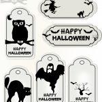Free Printable Halloween Tags   Druckvorlage Halloween   Freebie   Free Printable Halloween Tags