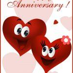 Free Printable Happy Anniversary Greeting Card | Anniversary | Happy   Printable Cards Free Anniversary