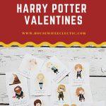 Free Printable Harry Potter Valentines   Housewife Eclectic   Free Printable Harry Potter Pictures