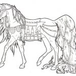 Free Printable Horse Coloring Pages For Adults | Art   Coloring   Free Printable Horse Coloring Pages