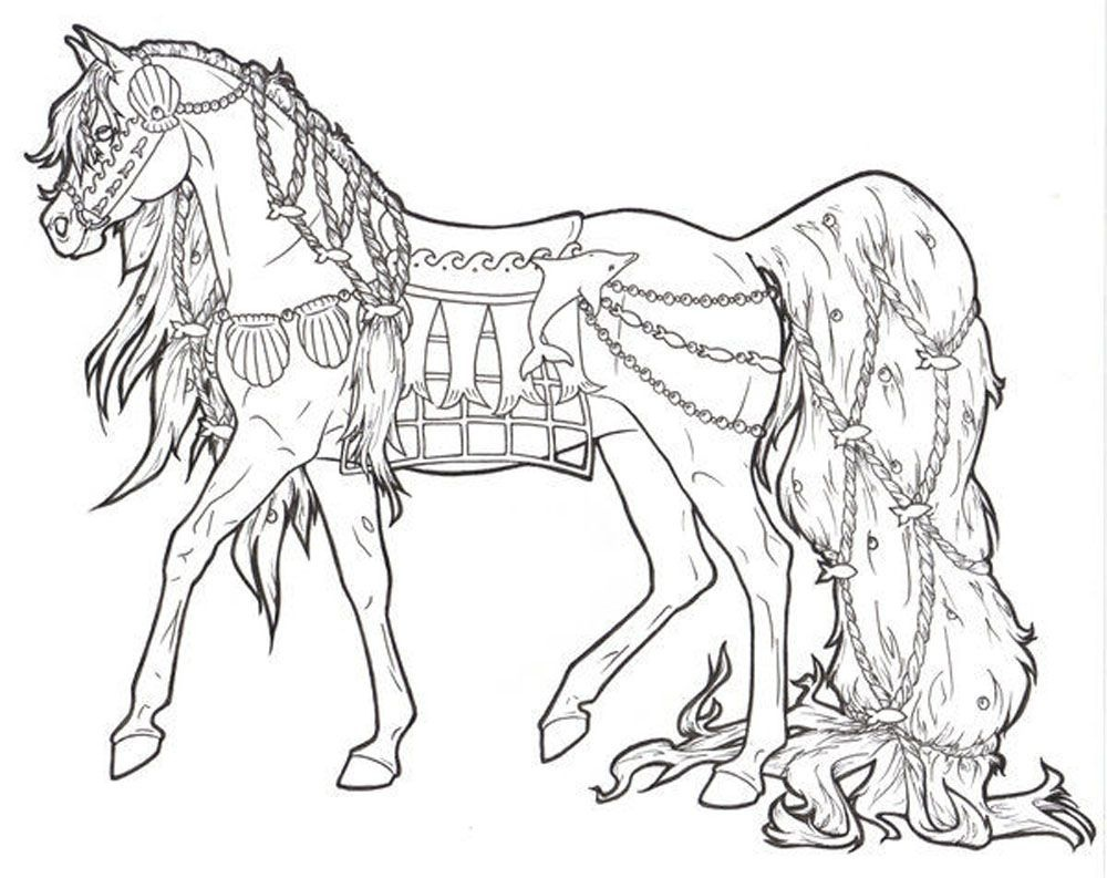 Free Printable Horse Coloring Pages For Adults | Art - Coloring - Free Printable Horse Coloring Pages