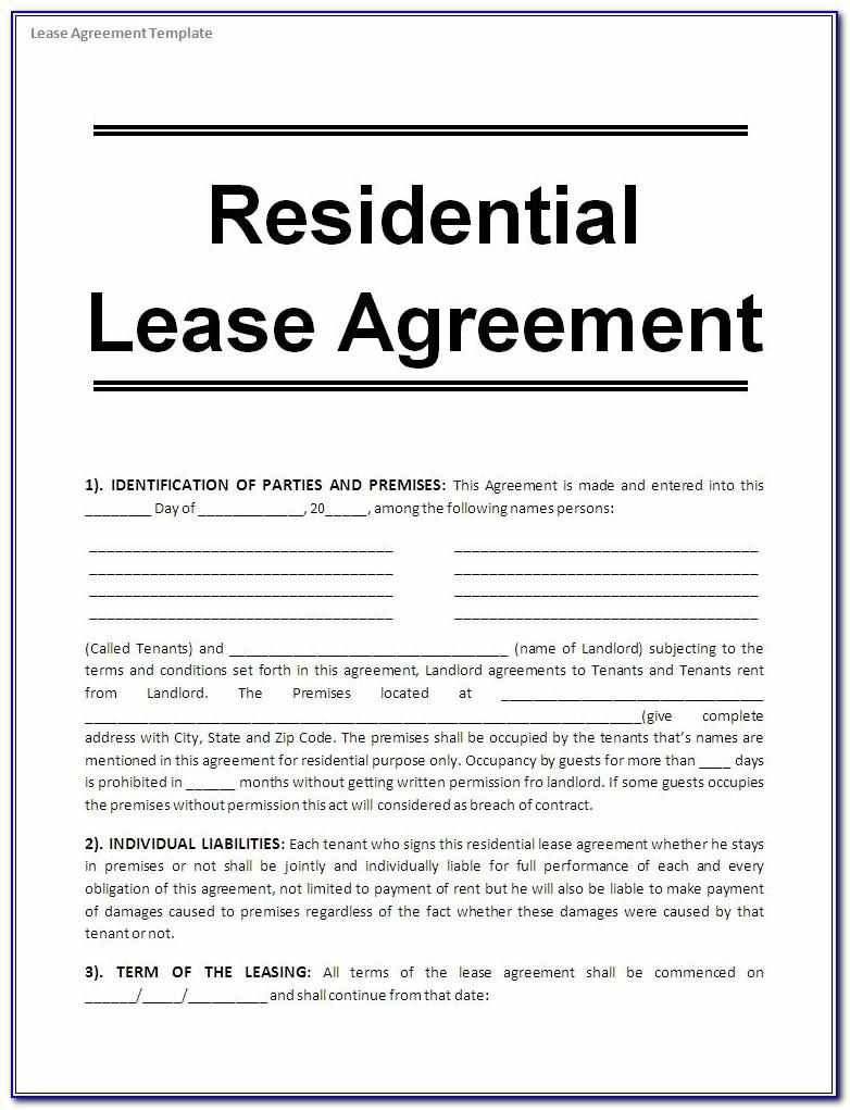 Free Printable House Rental Agreement Form - Form : Resume Examples - Free Printable House Rental Forms