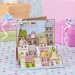 Free Printable House Templates   Papercraft Inspirations   Free Printable Paper Crafts