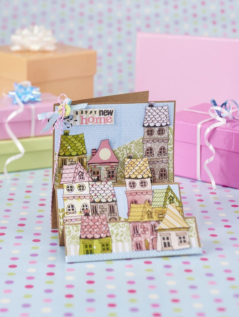 Free Printable House Templates - Papercraft Inspirations - Free Printable Paper Crafts