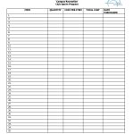 Free Printable Inventory Sheets | Inventory Sheet   Doc | Ideas   Free Printable Forms For Organizing