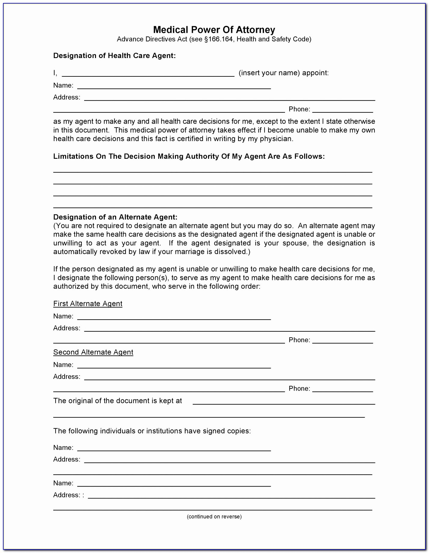 Free Printable Legal Documents Forms Power Attorney Form Mississippi - Free Printable Legal Forms