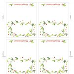 Free Printable Lemon Squeezy: Day 12: Place Cards | Work Stuff   Free Printable Place Cards