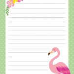 Free Printable Letter Paper | Printables To Go | Free Printable   Free Printable Golf Stationary