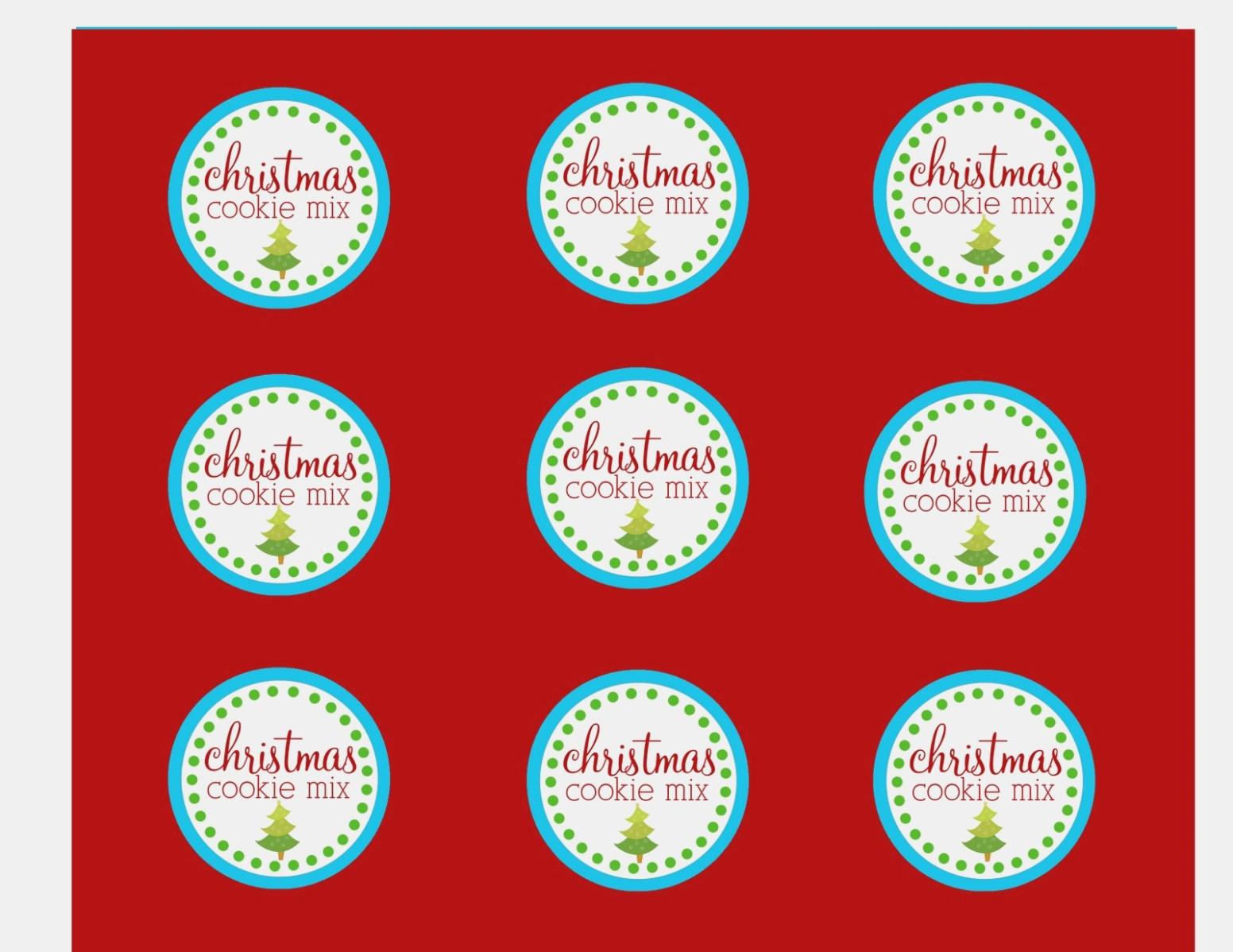 Free Printable Mason Jar Labels Template Elegant 10 Of Christmas - Free Printable Jar Labels Christmas