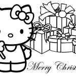 Free Printable Merry Christmas Coloring Pages   Christmas Pictures To Color Free Printable