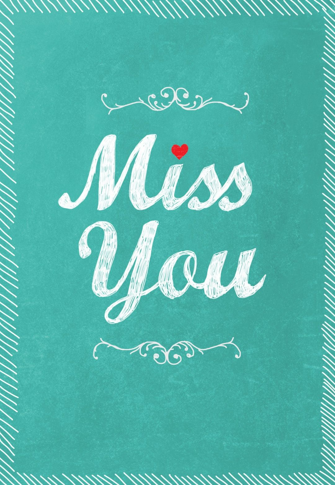 Free Printable Miss You Greeting Card | Me, Only Better | Miss You - Free Printable Cards Online